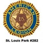 American Legion Logo with SLP